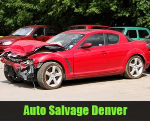 Auto Salvage Denver