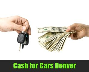 Cash for Junk Cars Denver